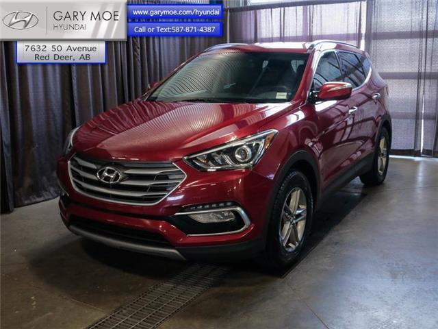 2018 Hyundai Santa Fe Sport 2.4 Premium (Stk: HP8502) in Red Deer - Image 1 of 24