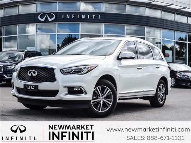 2017 Infiniti QX60 Base (Stk: UI1392) in Newmarket - Image 1 of 22