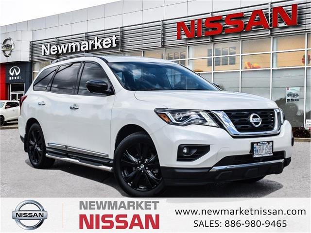 2017 Nissan Pathfinder Platinum (Stk: 209027A) in Newmarket - Image 1 of 30