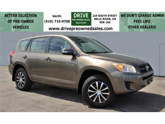 2010 Toyota RAV4 Base (Stk: B0004A) in Belle River - Image 1 of 23