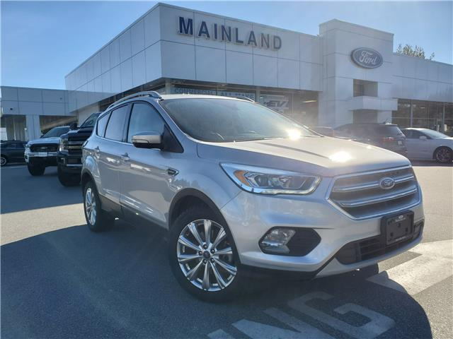 2017 Ford Escape Titanium (Stk: P6957) in Vancouver - Image 1 of 25