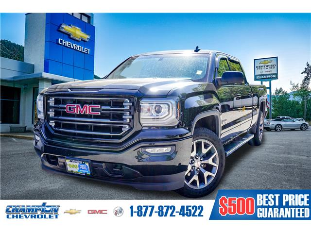 2017 GMC Sierra 1500 SLT (Stk: 20-25A) in Trail - Image 1 of 26