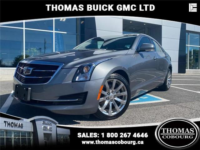 2018 Cadillac ATS 2.0L Turbo Luxury (Stk: UC40416) in Cobourg - Image 1 of 22