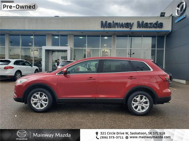 2014 Mazda CX-9 GS (Stk: M20176A) in Saskatoon - Image 1 of 20