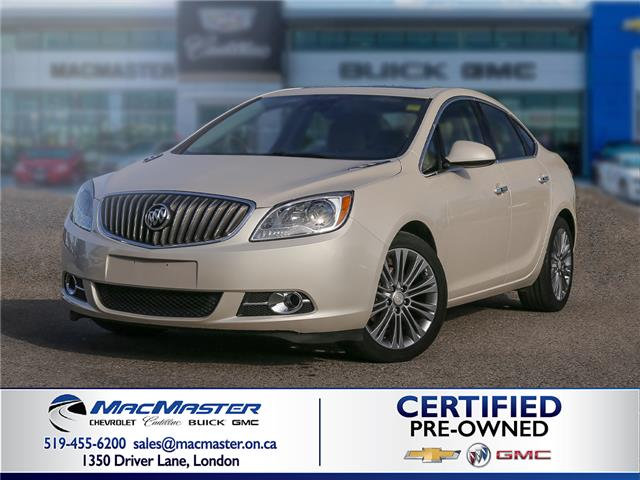 2014 Buick Verano Leather Package (Stk: 200763A) in London - Image 1 of 10