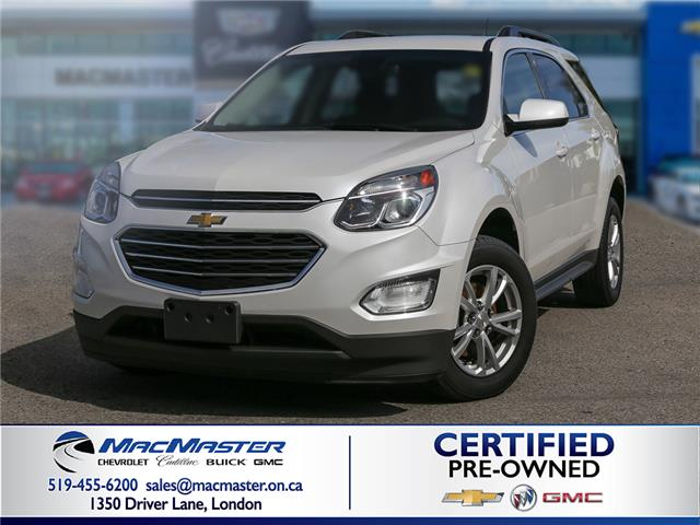 2016 Chevrolet Equinox LT (Stk: 200000A) in London - Image 1 of 10