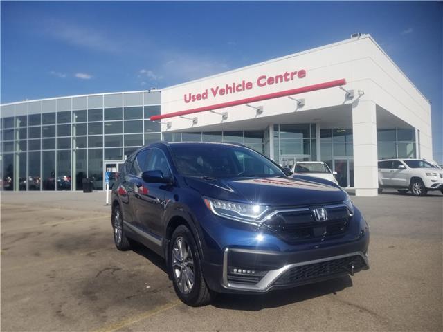 2020 Honda CR-V Touring (Stk: 2200095D) in Calgary - Image 1 of 30
