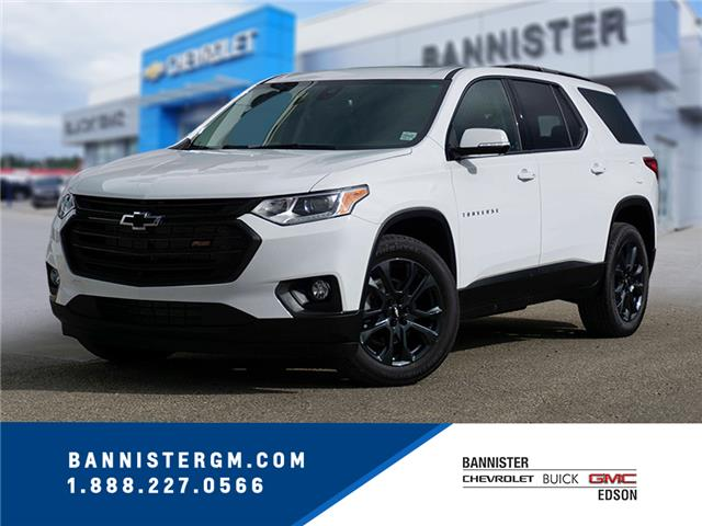 2020 Chevrolet Traverse RS (Stk: 20-192) in Edson - Image 1 of 16