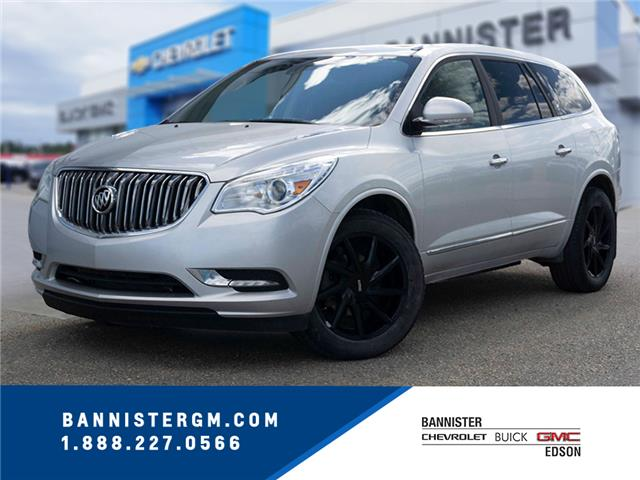 2017 Buick Enclave Premium (Stk: 20-190A) in Edson - Image 1 of 16