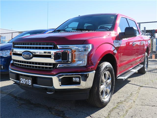 2018 Ford F-150  (Stk: 95627) in St. Thomas - Image 1 of 16