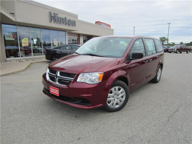 2020 Dodge Grand Caravan SE (Stk: 20239) in Perth - Image 1 of 12