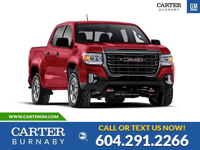 2021 GMC Canyon AT4 w/Leather (Stk: 81-94270) in Burnaby - Image 1 of 2