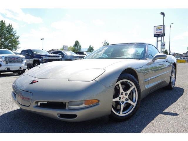 2002 Chevrolet Corvette Base (Stk: 20439L) in Cranbrook - Image 1 of 21