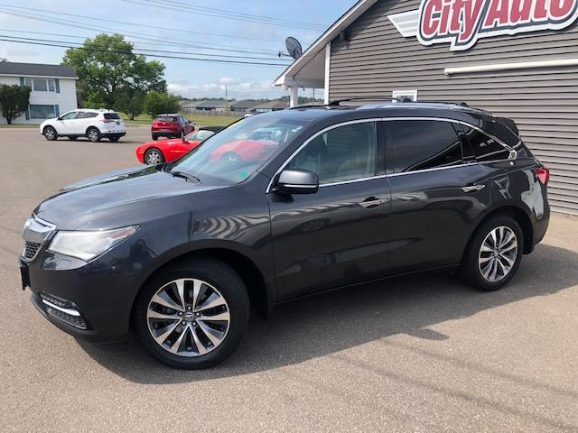 2014 Acura MDX Navigation Package (Stk: ) in Sussex - Image 1 of 28