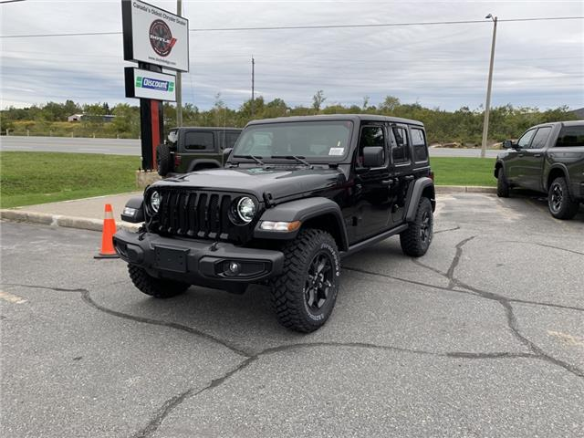 2021 Jeep Wrangler Unlimited Sport (Stk: 6543) in Sudbury - Image 1 of 18