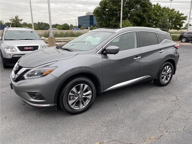 2018 Nissan Murano SL (Stk: 384-31) in Oakville - Image 1 of 15