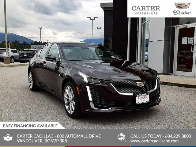 2020 Cadillac CT5 Premium Luxury (Stk: D85820) in North Vancouver - Image 1 of 23