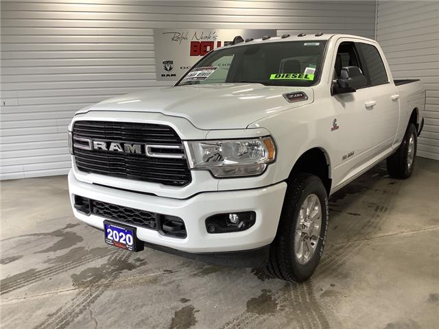 2020 RAM 3500 Big Horn (Stk: 0288) in Belleville - Image 1 of 15