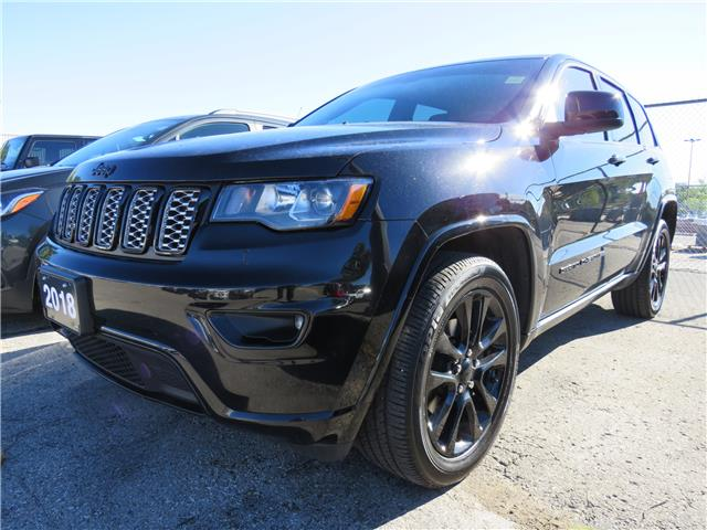 2018 Jeep Grand Cherokee Laredo (Stk: 95679) in St. Thomas - Image 1 of 6