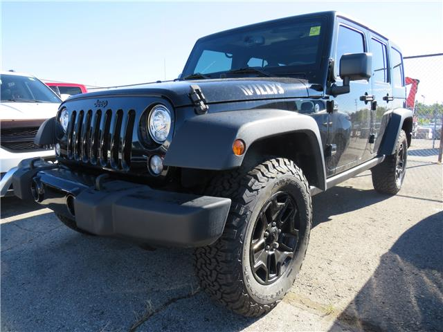 2018 Jeep Wrangler JK Unlimited Sport (Stk: 89626) in St. Thomas - Image 1 of 23