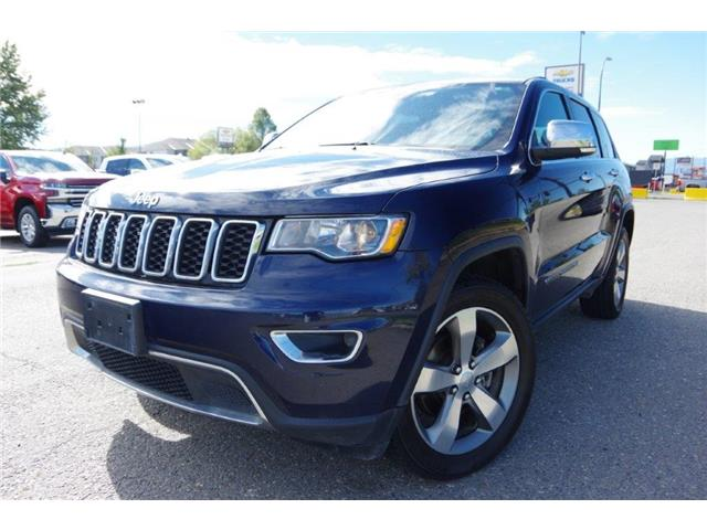 2017 Jeep Grand Cherokee Limited (Stk: 01470L) in Cranbrook - Image 1 of 23
