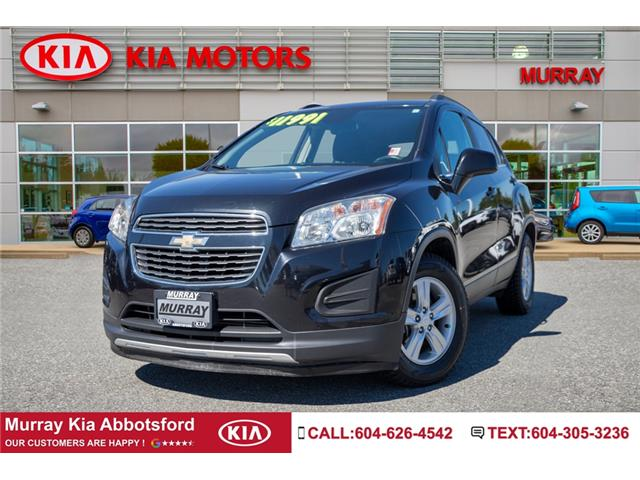 2015 Chevrolet Trax 1LT (Stk: M1679) in Abbotsford - Image 1 of 18