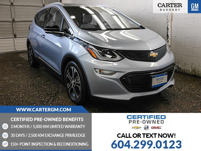 2017 Chevrolet Bolt EV Premier (Stk: P9-62600) in Burnaby - Image 1 of 23