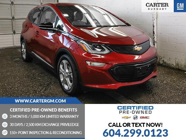 2017 Chevrolet Bolt EV LT (Stk: P9-62580) in Burnaby - Image 1 of 22