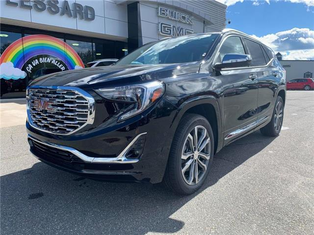 2020 GMC Terrain Denali (Stk: 20-435) in Shawinigan - Image 1 of 13