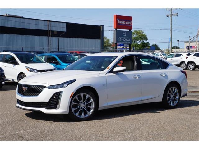 2020 Cadillac CT5 Premium Luxury (Stk: L0572) in Trois-Rivières - Image 1 of 25