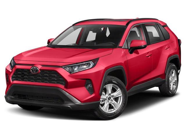 2020 Toyota RAV4 XLE (Stk: 201011) in Calgary - Image 1 of 9