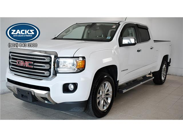 2016 GMC Canyon SLT (Stk: 87436) in Truro - Image 1 of 30