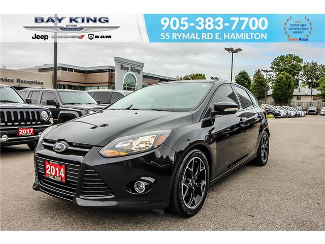 2014 Ford Focus  (Stk: 193664C) in Hamilton - Image 1 of 22