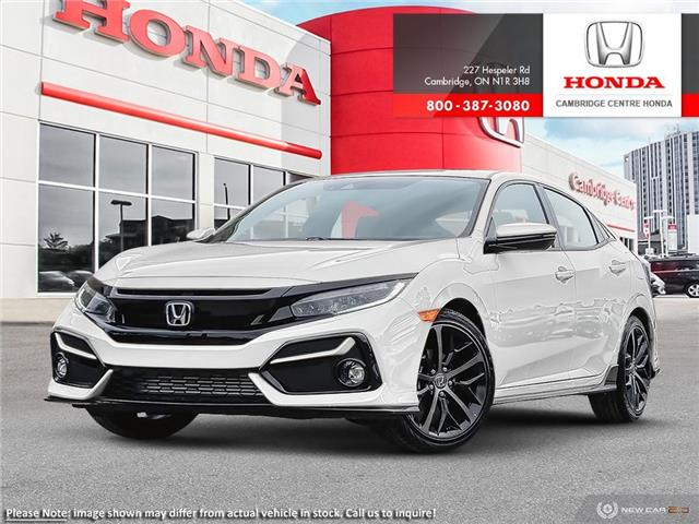 2020 Honda Civic Sport (Stk: 21197) in Cambridge - Image 1 of 24