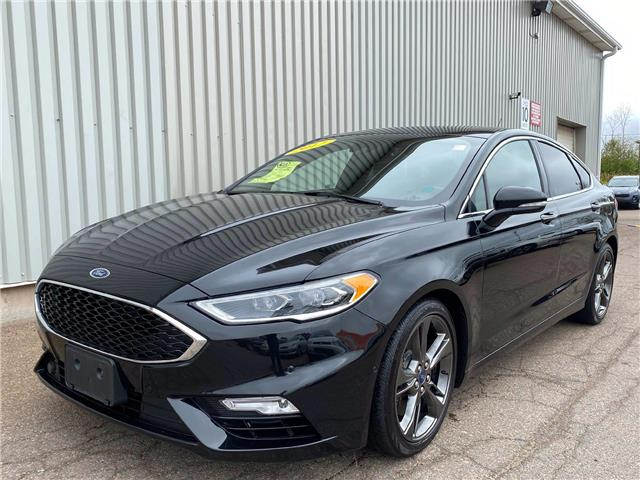 2017 Ford Fusion V6 Sport (Stk: X4951A) in Charlottetown - Image 1 of 26