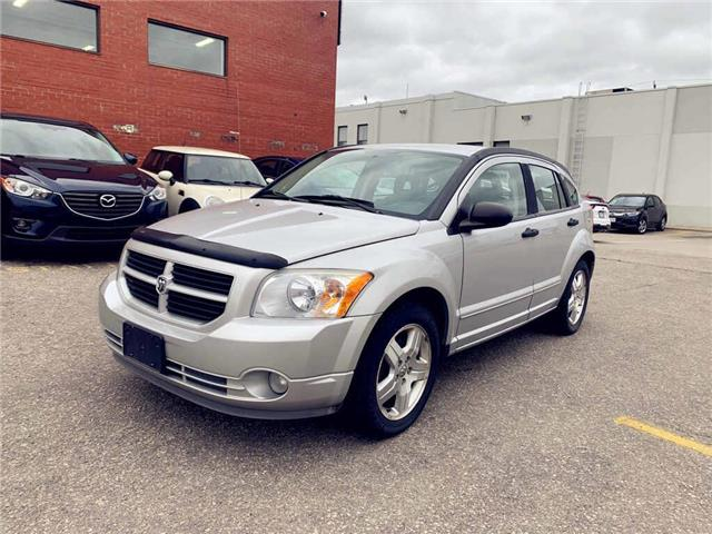 2007 Dodge Caliber SXT (Stk: 8586A) in North York - Image 1 of 11