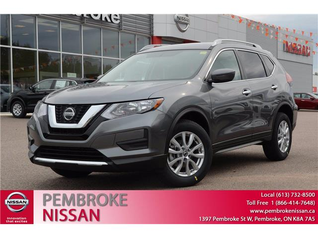 2020 Nissan Rogue S (Stk: 20171) in Pembroke - Image 1 of 30