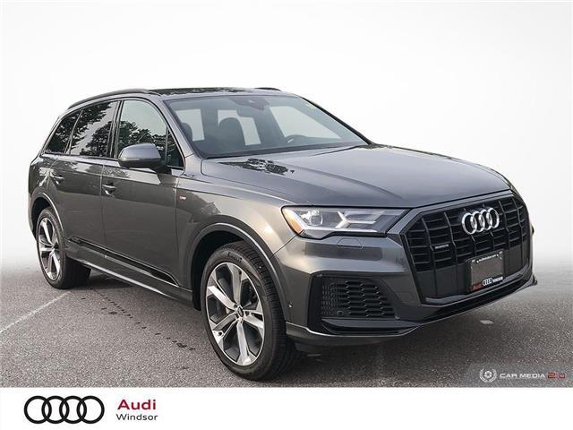 2020 Audi Q7 55 Progressiv (Stk: 10006) in Windsor - Image 1 of 30