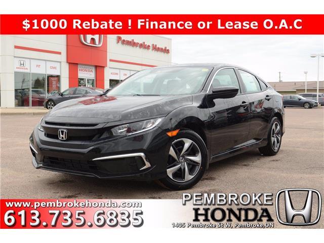 2020 Honda Civic LX (Stk: 20222) in Pembroke - Image 1 of 22