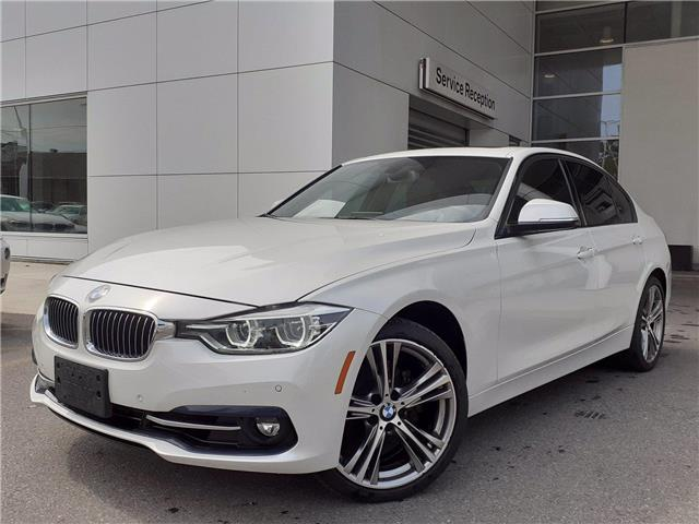 2017 BMW 3 Series 330i xDrive | BACKUP CAMERA | LEATHER | PUSH BUTTO (Stk: P9567) in Gloucester - Image 1 of 25