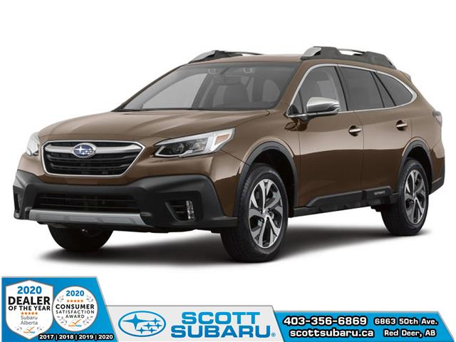 2020 Subaru Outback Premier (Stk: 205994) in Red Deer - Image 1 of 8