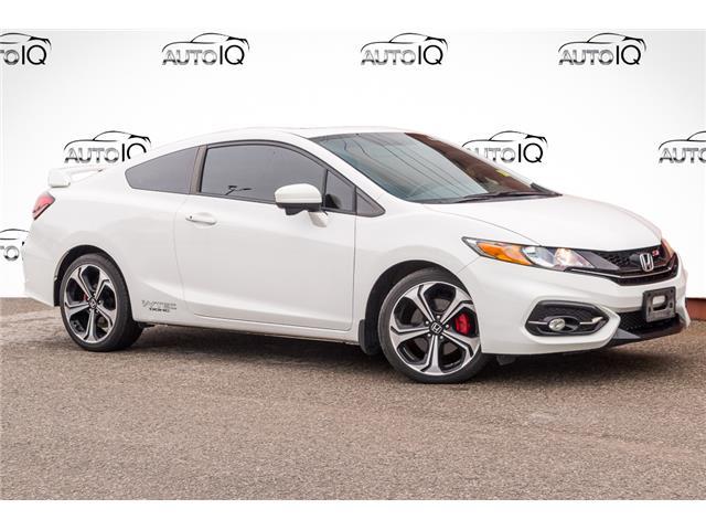 2015 Honda Civic Si (Stk: 27690U) in Barrie - Image 1 of 26