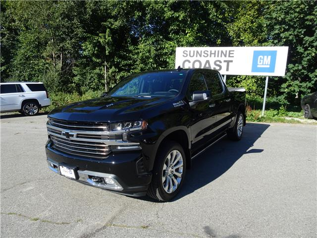 2020 Chevrolet Silverado 1500 High Country (Stk: CL328538) in Sechelt - Image 1 of 21