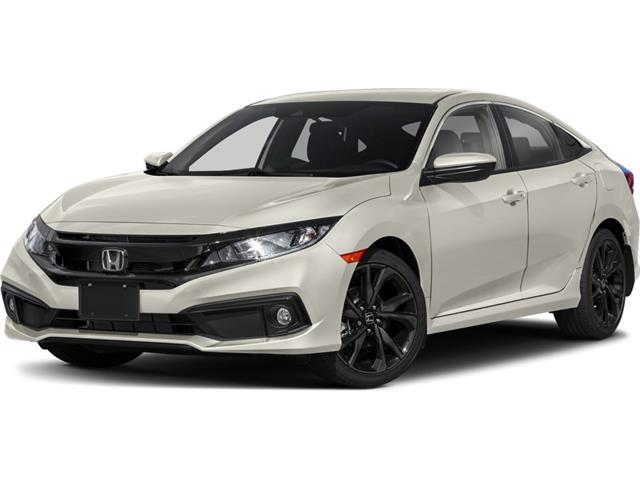 2020 Honda Civic Sport (Stk: ) in Whitehorse - Image 1 of 1