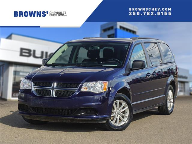 2015 Dodge Grand Caravan SE/SXT (Stk: T20-1394AA) in Dawson Creek - Image 1 of 15
