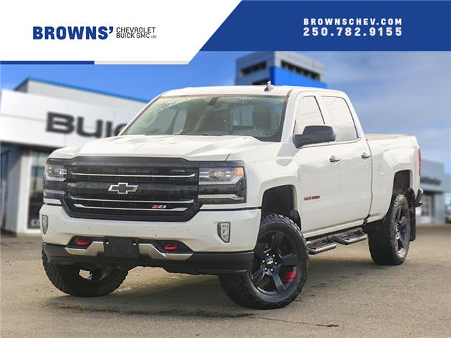 2018 Chevrolet Silverado 1500 2LZ (Stk: T20-1444A) in Dawson Creek - Image 1 of 15