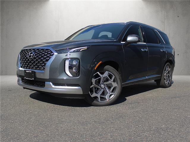 2021 Hyundai Palisade Luxury 8 Passenger (Stk: HB8-8034) in Chilliwack - Image 1 of 10