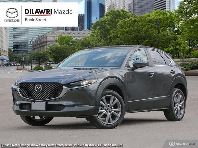 2021 Mazda CX-30 GS (Stk: 21370) in Gloucester - Image 1 of 23