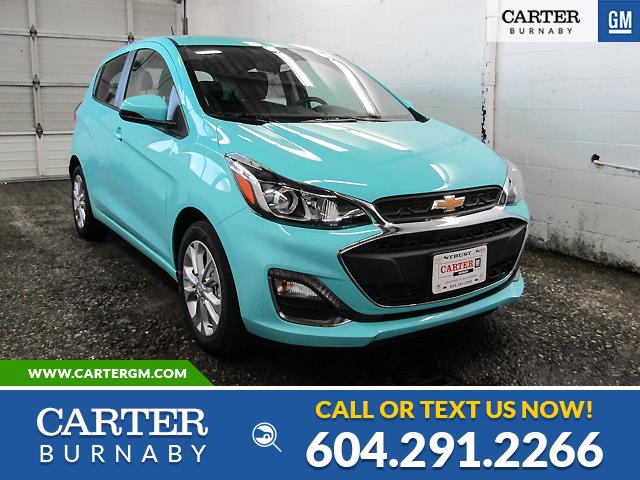 2021 Chevrolet Spark 1LT CVT (Stk: 41-22990) in Burnaby - Image 1 of 12
