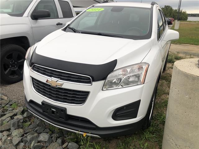 2014 Chevrolet Trax 1LT (Stk: M1000A) in Miramichi - Image 1 of 4